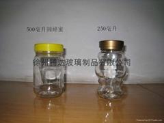 500毫升蜂蜜玻璃瓶