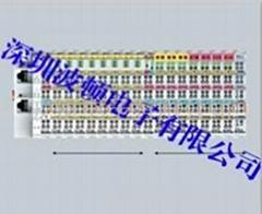beckhoff倍福总线耦合器模块BK3120