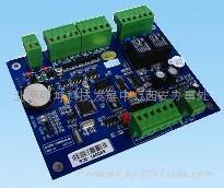 专业版RS485网络通讯单门控制器