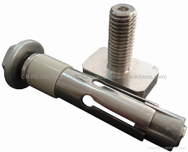 Stainless Steel Fasteners Bolts Screws Nuts Special Stainless Steel Bolts Fastener Bolts U China Manufacturer Nuts Bolts
