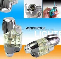 Windproof lighter
