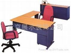 辦公傢具室內裝飾辦公隔斷屏風辦公桌椅