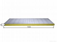 聚氨酯屋面节能板