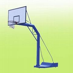 圓管移動籃球架