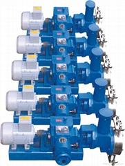 Hydraulic Operated Diaphragm Pumps