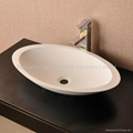 Luxurious Vanity Wash Basin BS-8314