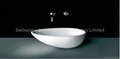 Beautiful Modern Stone Resin Basin Sink