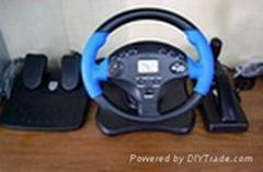 4 in 1steering wheel