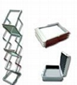 Catalogue banner stand
