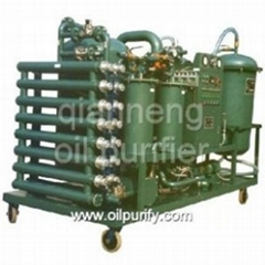 Two-Stage Multi-purpose High Efficient Vacuum Oil Purification