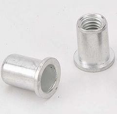 供应铝制平头圆柱铆螺母