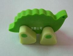 animal shaped erasers fy-3051