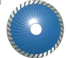 Turbo Wave Saw Blade