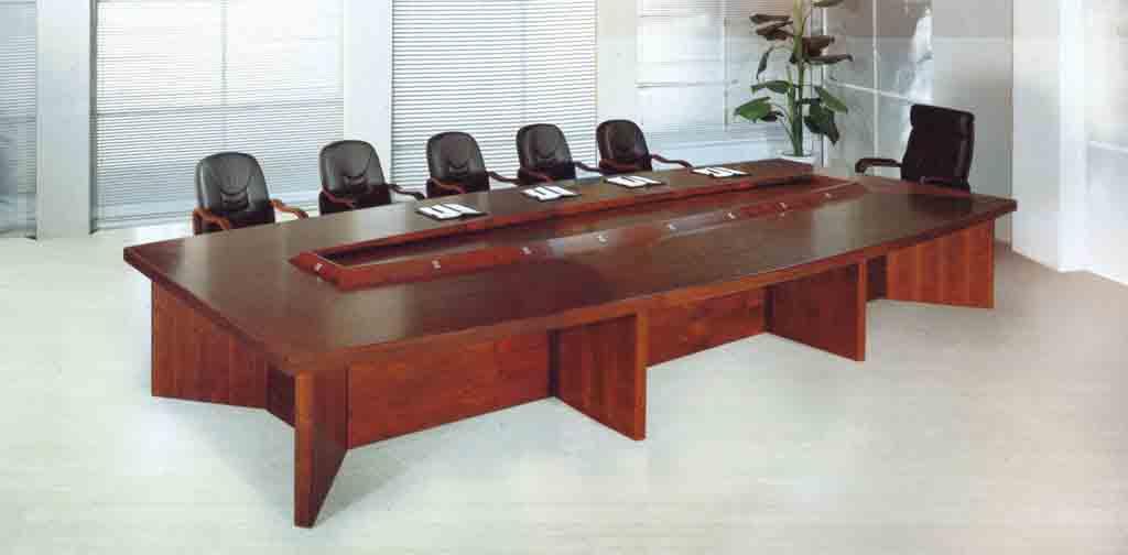 office wooden meeting desk  2