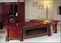office wooden meeting desk  4