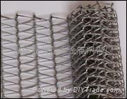 金属输送网带、筛网、铁丝网、不锈钢丝网专业生产