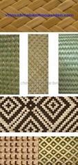 bamboo weave mats sheet