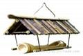 bamboo bird feeder 2