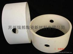 大口徑陶瓷管,陶瓷環