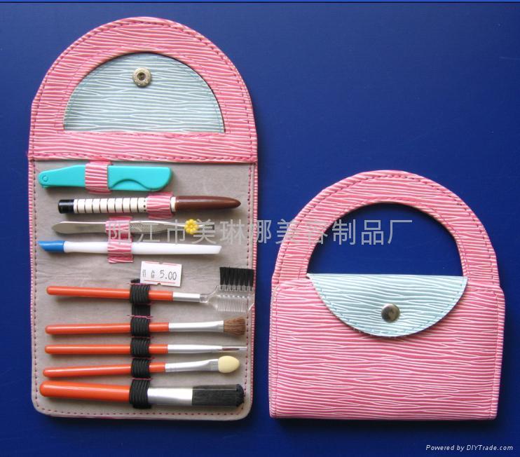 化妆刷套装 - MF303 - 美琳娜 MLN (中国 广东省