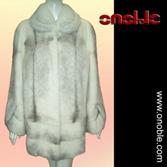 Mink Coat, Fur Garment, Fur Coat