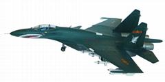 甦33艦載飛機模型
