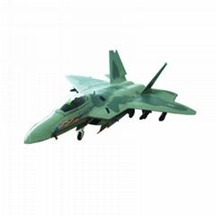 F22艦載飛機模型