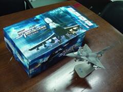 殲10飛機模型