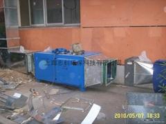 水泵廢水廢氣淨化系統(圖