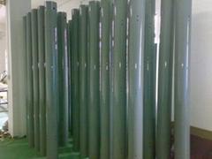 玻璃钢管材喷涂加工