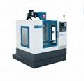CNC vertical milling machine 1