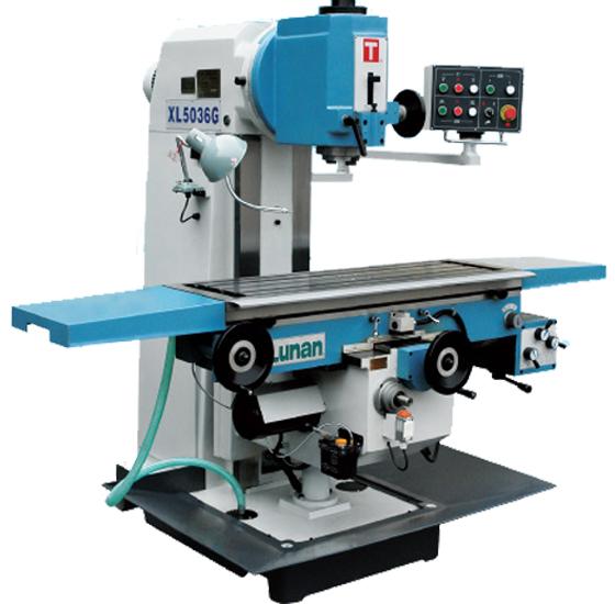 Vertical Milling Machine - XL5036B,XL5036 - T,Lunan (China ...