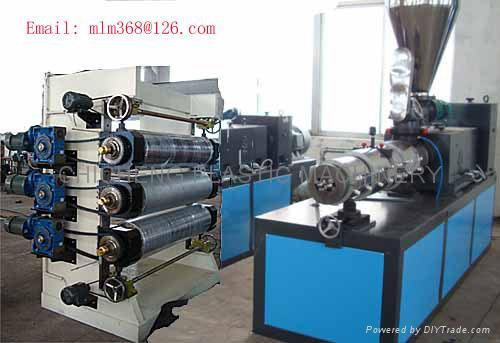 PVC Sheets Producing Line 1