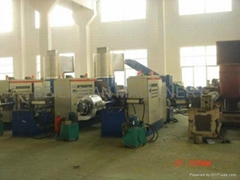 PP PE Films Pelletizing Line