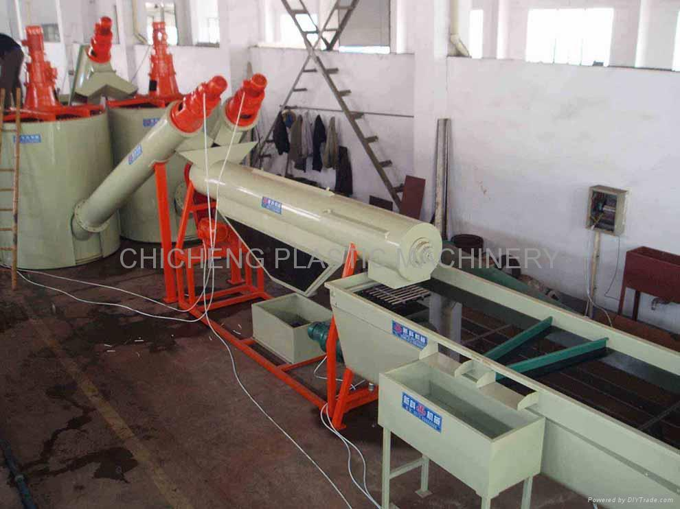 PET Bottlers Recycling Line 2