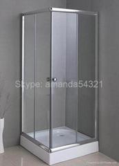 shower enlosure shower room tempered glass