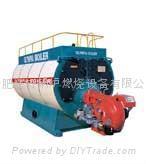 供应奥林匹亚大型卧式热水锅炉