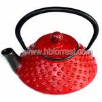 castiron teapot