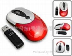 2.4G无线光电鼠标
