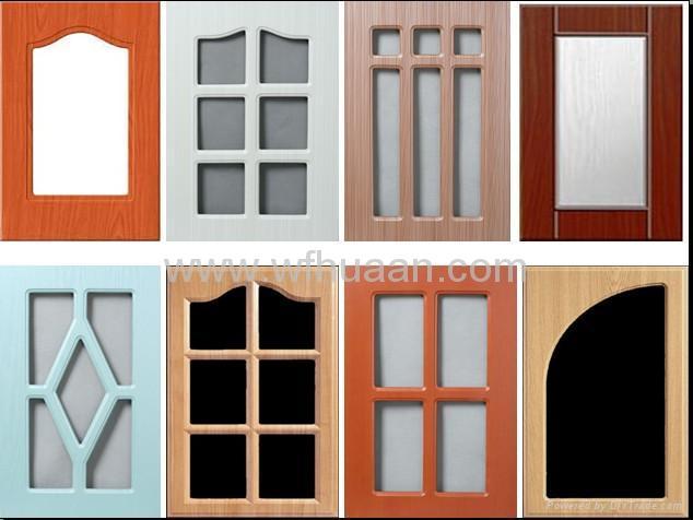 Pvc Glass Cabinet Door 004 Dfw China Manufacturer Kitchen