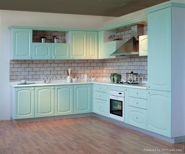 Pvc Kitchen Cabinets : Pvc kitchen cabinet ha china manufacturer