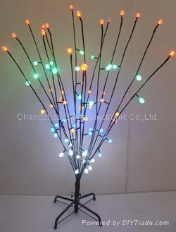 LED Christmas Tree, LED Christmas Trees, Pre Lit LED Christmas