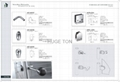 GLASS CLAMP & handrail fittings 1