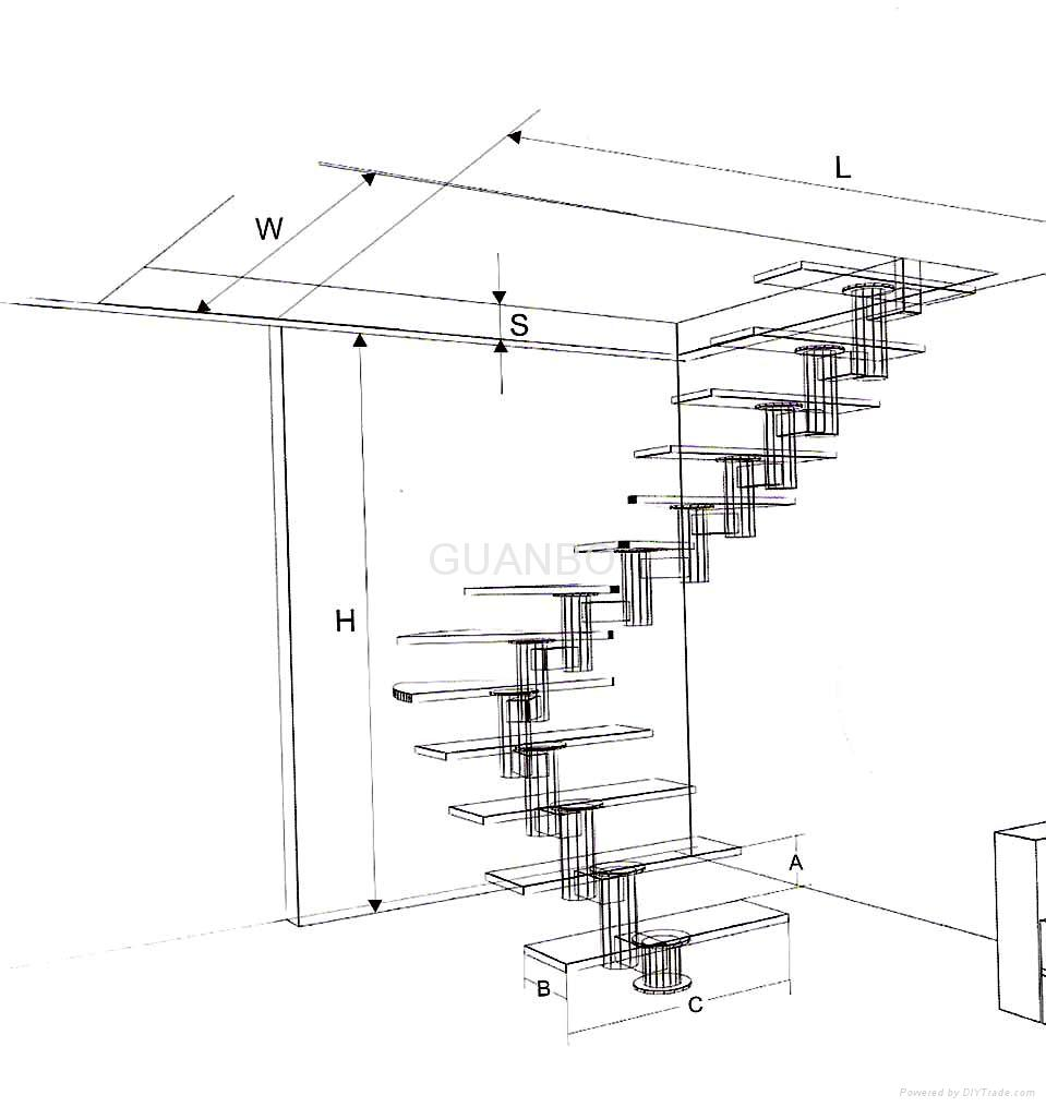 Genial Spiral Stairs 1 ...