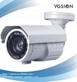 CCTV Camera (80m IR Distance, 6-60mm varifocal lens)