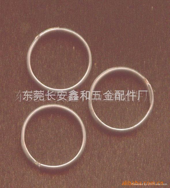 手飾配件不鏽鋼圈 2