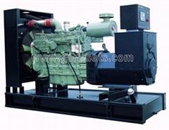 JG Cummins diesel generator
