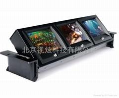 VJ设备 Numark VM03 三屏显示器