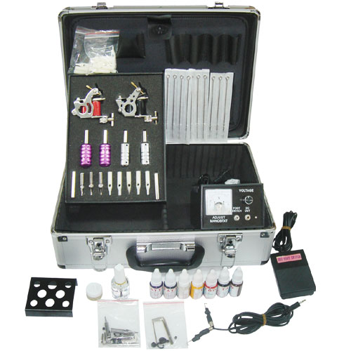 (tattoo equipment-tattoo kit ) tattooing equipment
