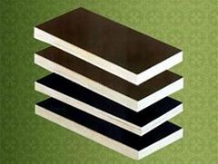 建筑覆膜板